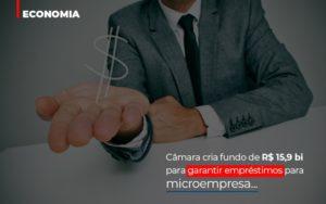 Camara Cria Fundo De Rs 15 9 Bi Para Garantir Emprestimos Para Microempresa Abrir Empresa Simples - O Contador Online