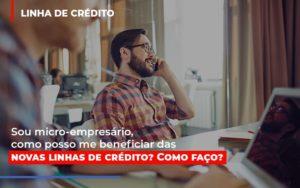 Sou Micro Empresario Com Posso Me Beneficiar Das Novas Linas De Credito - O Contador Online