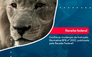 Confira As Mudancas Da Instrucao Normativa Rfb N 2022 Publicada Pela Receita Federal - O Contador Online