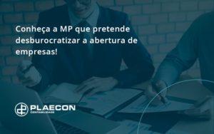 Conheca A Mp Que Pretende Desburocratizar A Abertura De Empresa Plaecon - O Contador Online